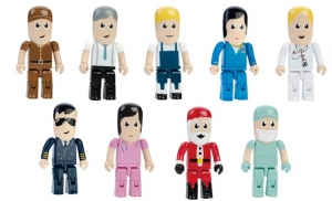 Promotional USB People